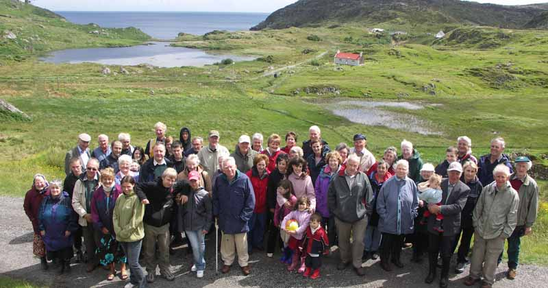 Pairc Historical Society in Calbost 2006