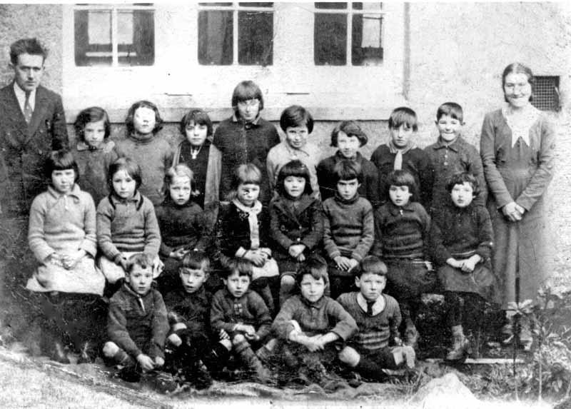 Cromore School 1934