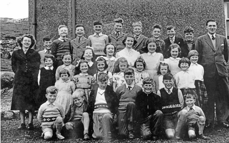 Cromore School 1953