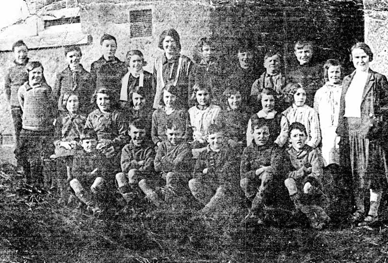 Cromore School Circa 1930