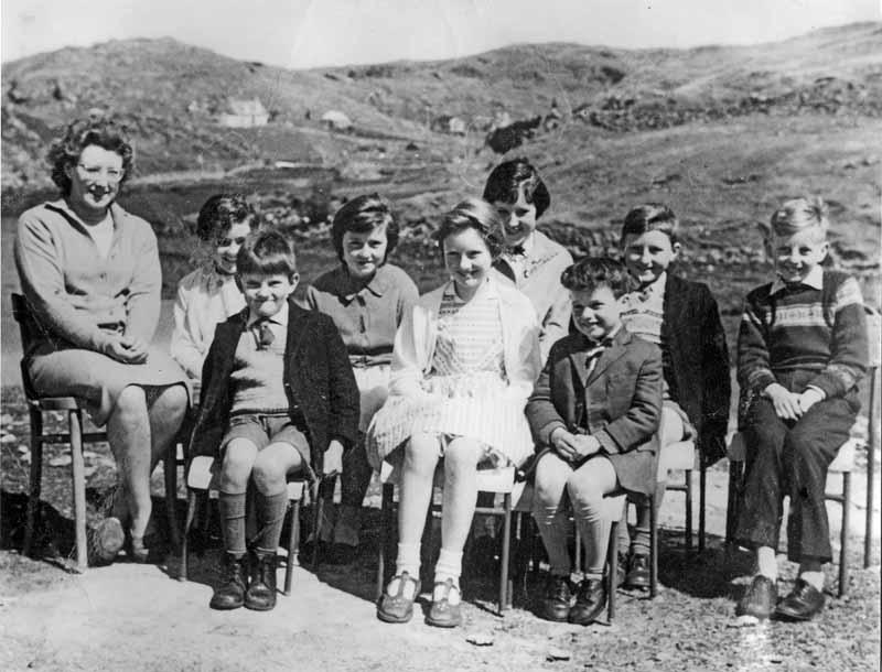 Cromore School Circa 1963