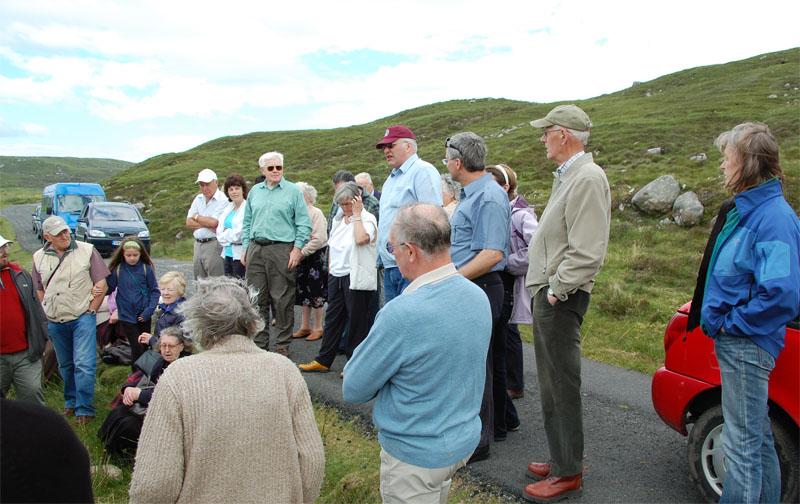 Group at Seaforth Head