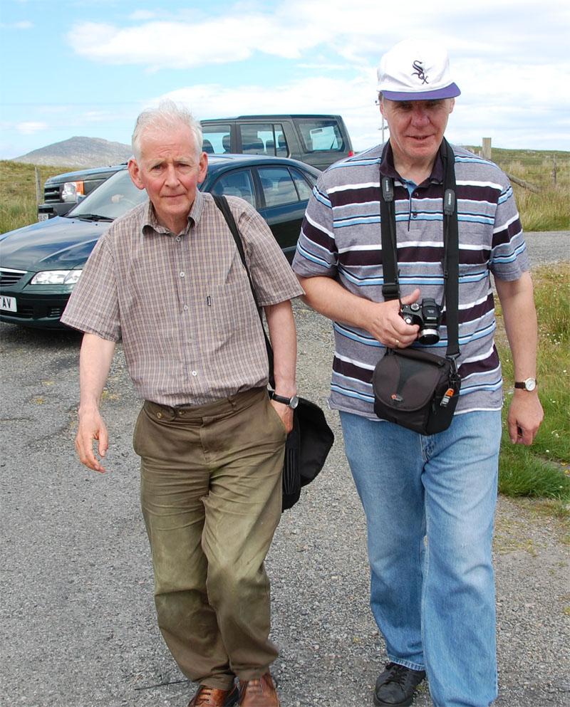John and Coinneach