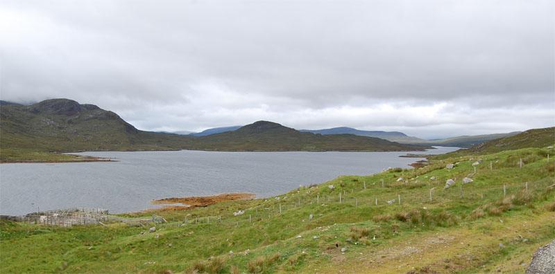 Loch Seaforth from Seaforth Head