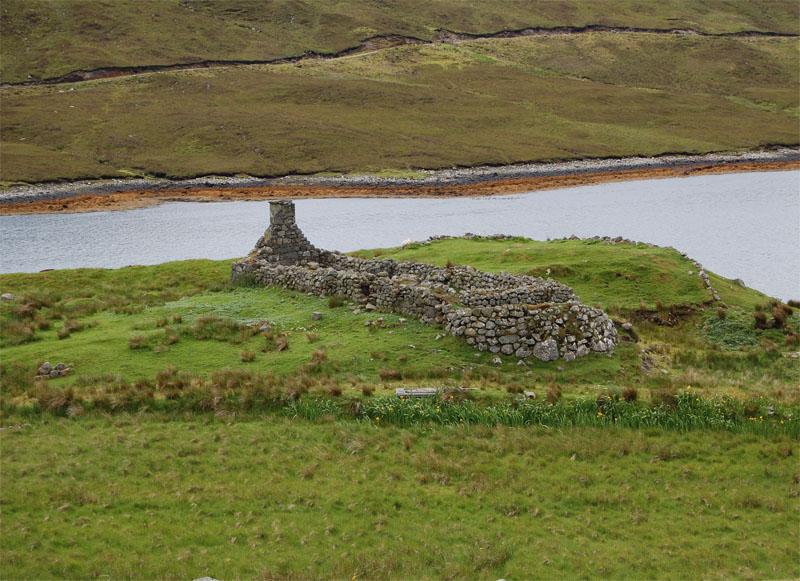 SeaforthHead ruins