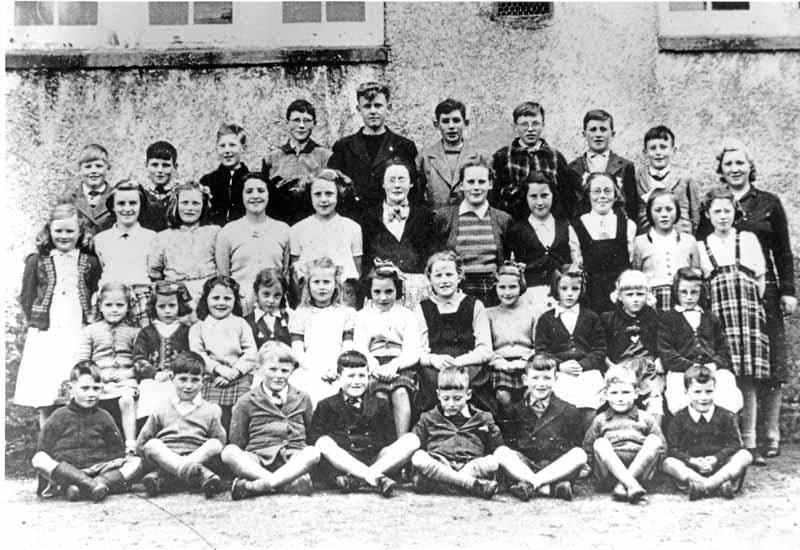 Gravir School 1953
