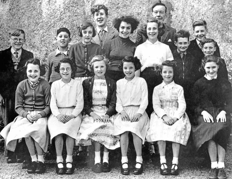 Gravir School 1958