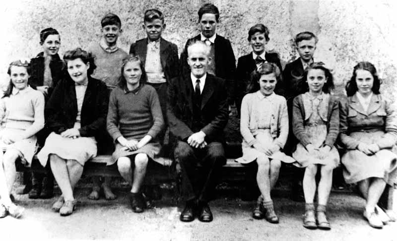 Gravir Secondary School 1947