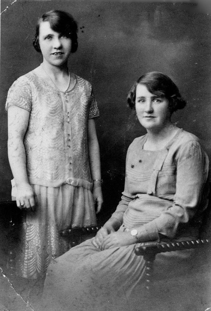 Seonag and Mary Bell