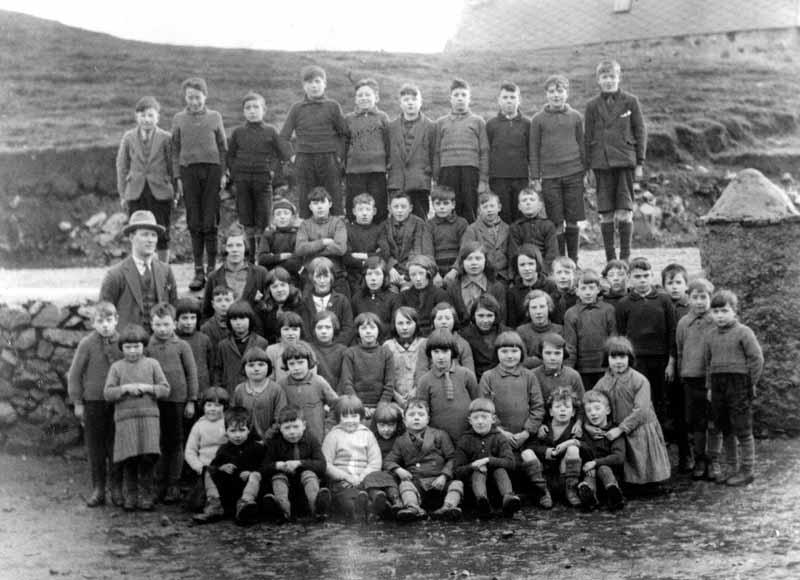 Kershader School 1933