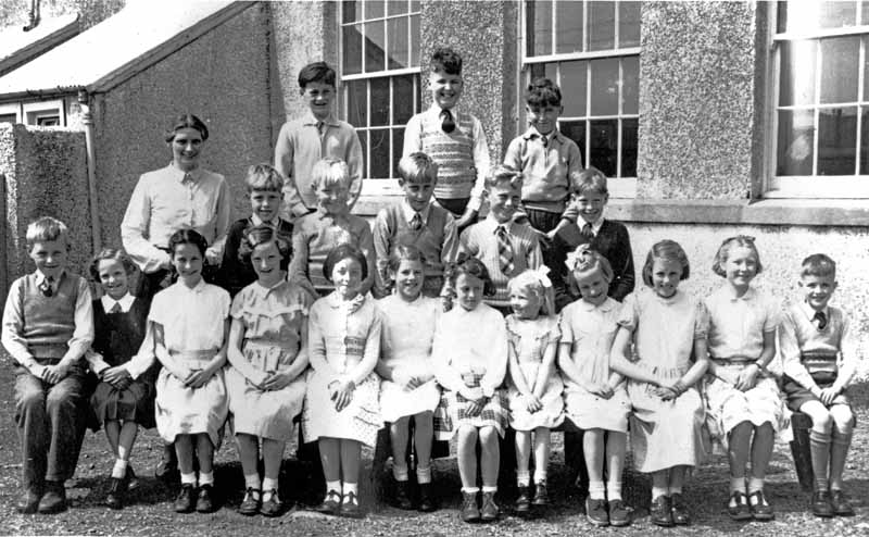Kershader School 1957
