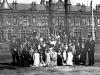 Kershader School at Coronation in 1937