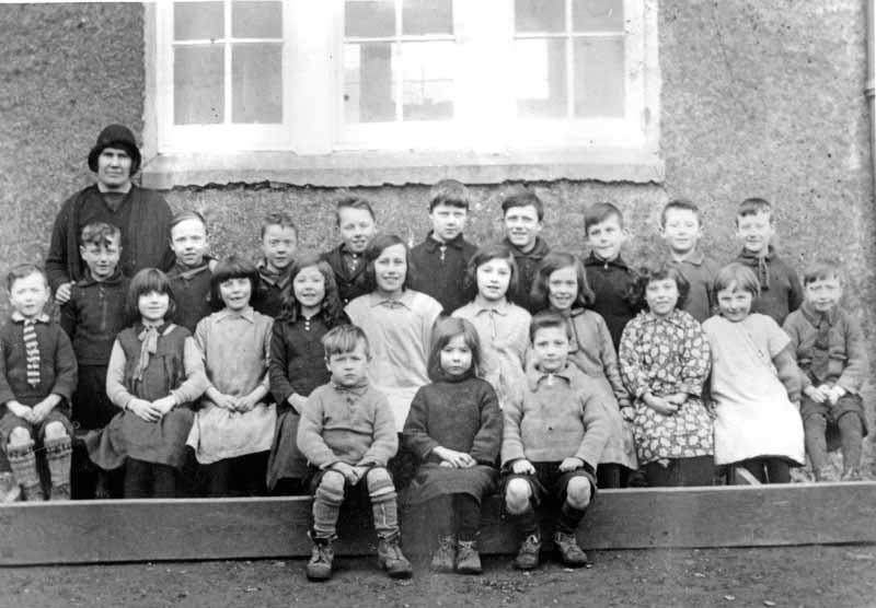 Lemreway School 1933