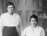 Murdina Matheson and sister Mary