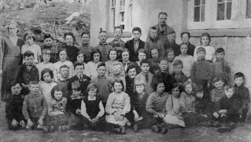 Planasker School 1937