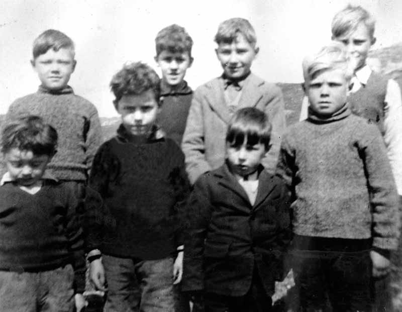 Planasker School 1954-55