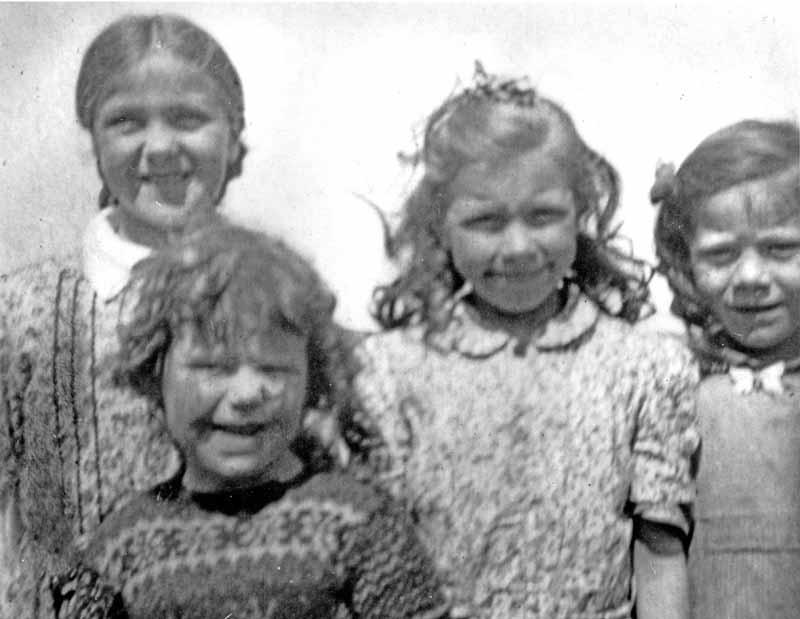 Planasker School Pupils 1951