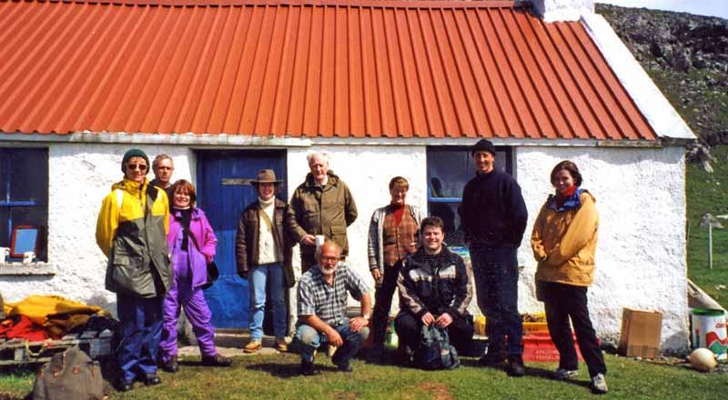 Shiants visit 2000