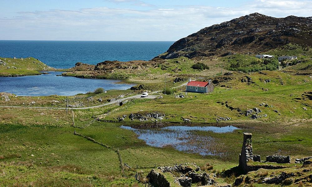 Calbost Village
