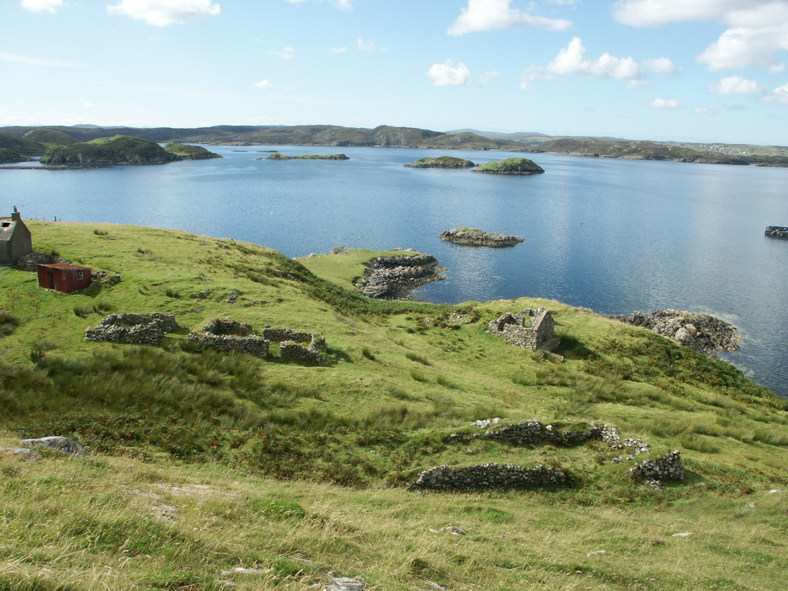 Cromore and Loch Erisort
