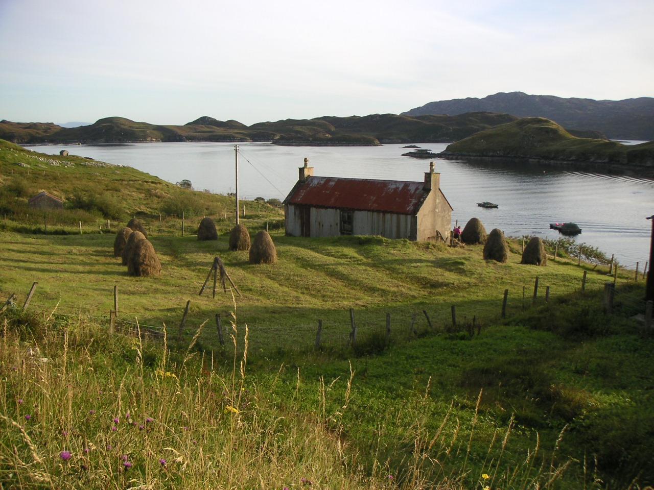 Haystacks in Lemreway 2005