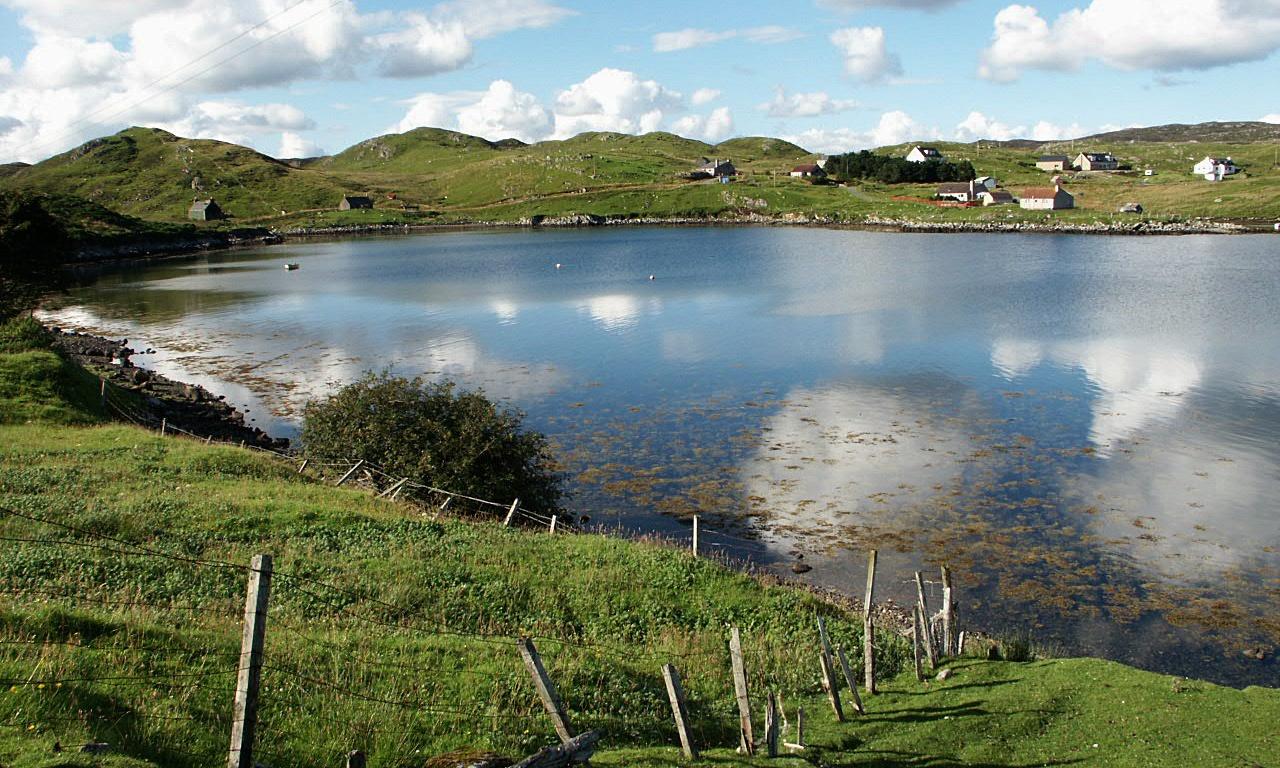 Orinsay Bay